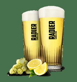 HB-Radler-glas