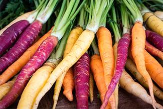 mini groentenwortels